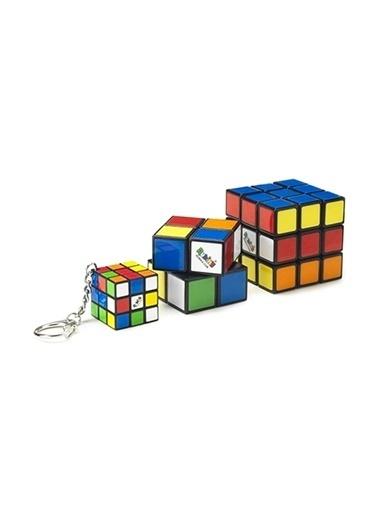 Rubiks Rubiks Family 3'lü Set Renkli